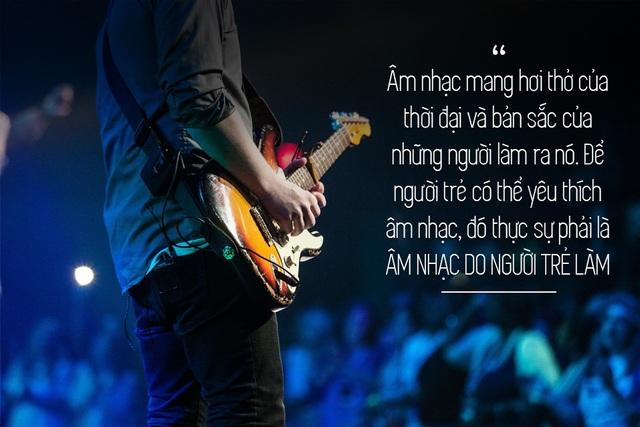 Có thể nói, ngay từ khi phát động, sân chơi âm nhạc đã thu hút rất đông các bạn trẻ quan tâm. Đây hứa hẹn là nơi giúp tìm ra nhiều tài năng âm nhạc trẻ khác của Việt Nam. Như nhiều người nhận định,âm nhạc mang hơi thở của thời đại và bản sắc của những người làm ra nó. Để người trẻ có thể yêu thích âm nhạc, đó thực sự phải là âm nhạc do người trẻ làm.