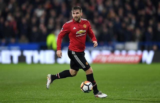 Shaw đã khiến Mourinho hết kiên nhẫn