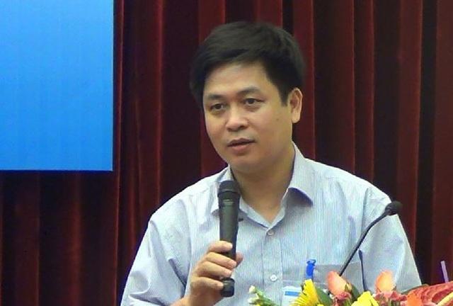PGS. TS Nguyễn Xuân Thành, Phó vụ trưởng vụ Giáo dục Trung học, Bộ GD&ĐT
