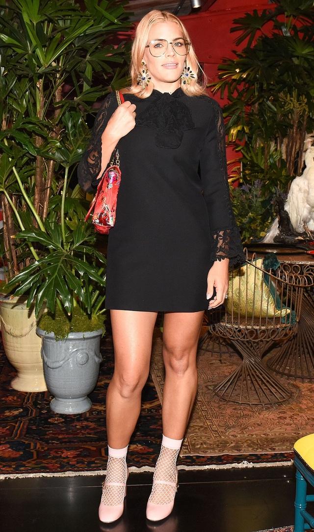 Nữ diễn viên người Mỹ Busy Philipps (38 tuổi)