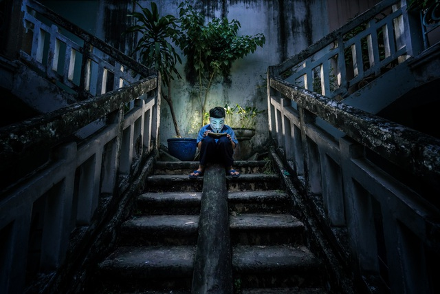 Bức ảnh của tay máy Thu Huynh đoạt giải khuyến khích ở giải mở - hạng mục ảnh nâng cao, đồng thời đoạt giải nhì hạng mục ảnh quốc gia.