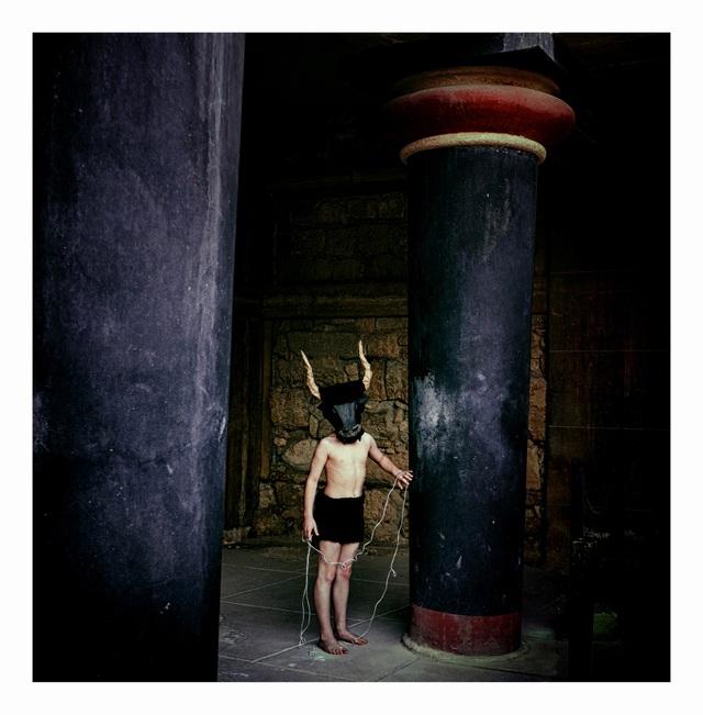 Giải mở - hạng mục ảnh Văn hóa - tác giả Panos Skordas (Hy Lạp) giành giải nhất.