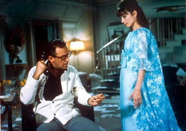 Audrey Hepburn và những bộ váy tuyệt đẹp của Givenchy - 18