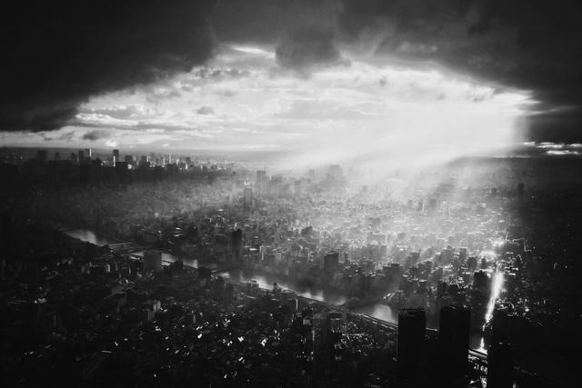 Giải quốc gia - giải nhất nhóm ảnh Trung Quốc - tác giả Zhaoting Wu