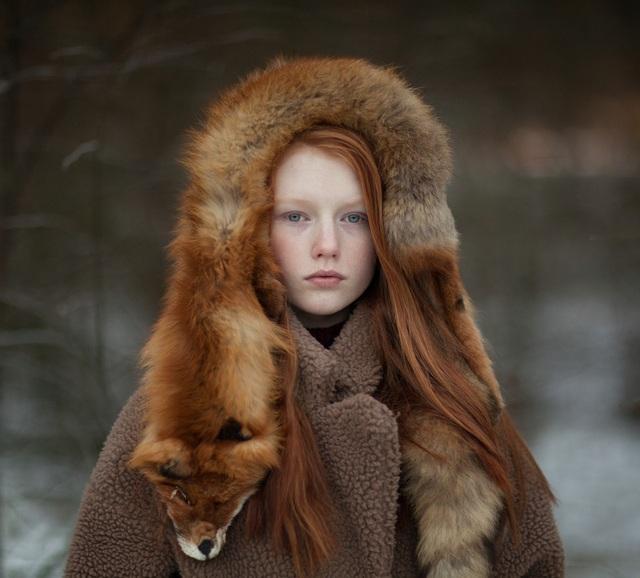 Giải quốc gia - giải nhất nhóm ảnh Na Uy - tác giả Tina S. Hult