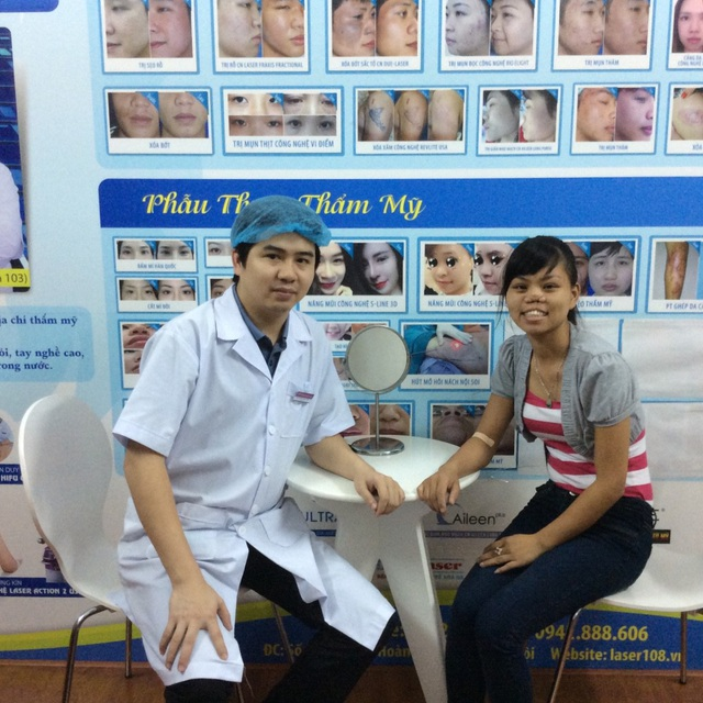 Lê Uyên Phương - Thái Nguyên Đã được bác sĩ phẫu thuật năm 2012