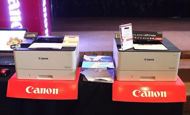 Canon LBP161dn và LBP214dw