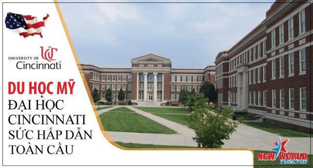 Hội thảo săn Học bổng du học Mỹ 12,000 USD của Trường Đại học Cincinnati - 1