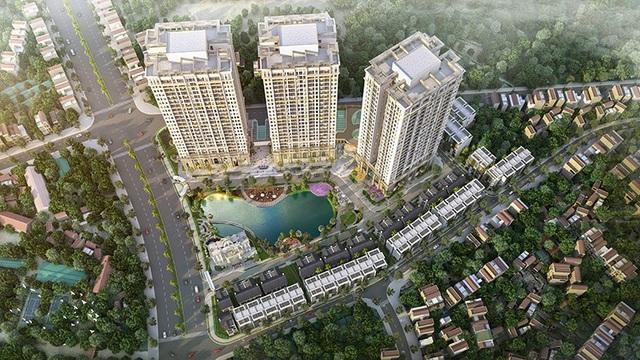 Hạ tầng đồng bộ giúp bất động sản được tăng nhiệt với sự xuất hiện của hàng loạt các dự án đình đám