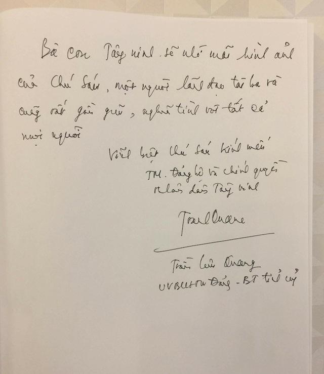 Xúc động những lời tiễn biệt nguyên Thủ tướng Phan Văn Khải - 9
