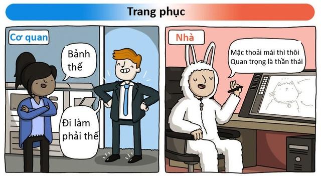 Sự khác biệt hài hước trong văn hóa làm việc nơi công sở - 2