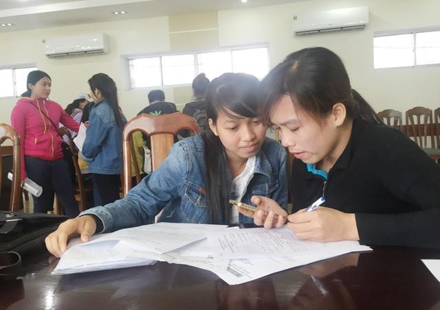 Thí sinh cần theo dõi sát thông tin tuyển sinh cập nhật trước khi nộp hồ sơ đăng ký nguyện vọng tuyển sinh đại học, cao đẳng 2018 (ảnh minh họa)