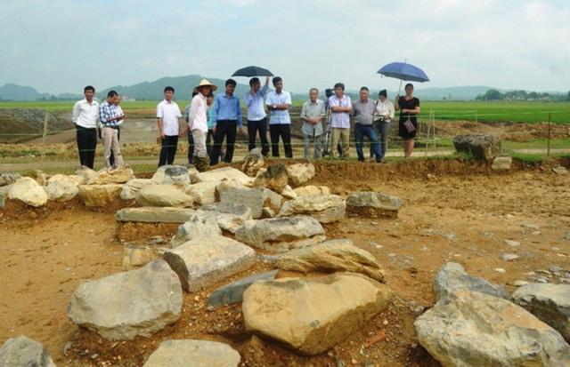 Đã có nhiều cuộc khảo cổ học tại Di sản thế giới Thành nhà Hồ
