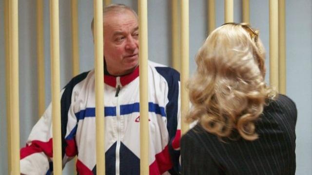 Cựu điệp viên Nga Sergei Skripal (Ảnh: Tass)
