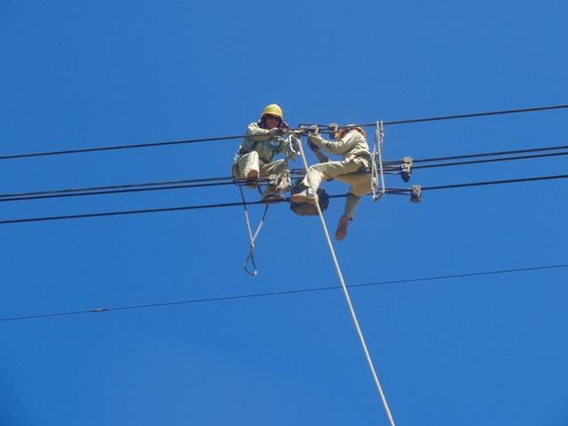 Cung cấp điện năng xếp thứ 2 với 74% doanh nghiệp hài lòng (tăng mạnh so với tỷ lệ 69% năm 2016)