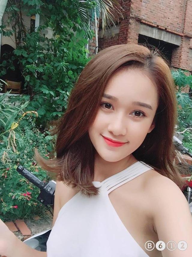 Trần Kiều Ân của Việt Nam xinh đẹp khiến người nhìn khó rời mắt.