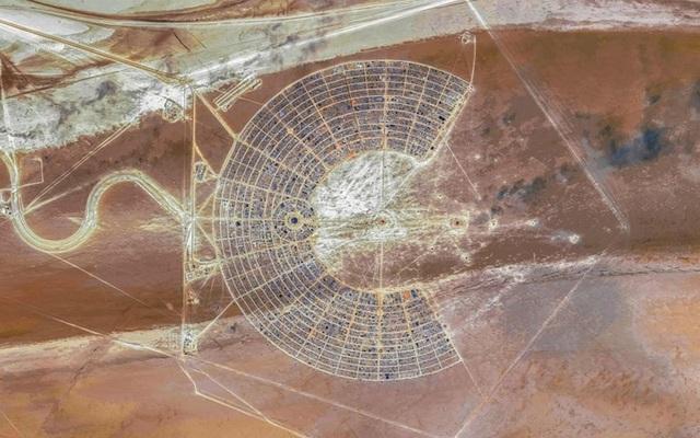 Ngỡ ngàng với những bức ảnh vệ tinh cực kỳ ấn tượng - 1