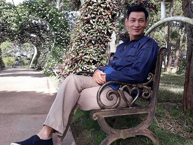 Anh Bùi Phúc Thạch chưa bao giờ hối tiếc vì rời nhà nước dù đã được quy hoạch vị trí làm việc cao hơn. Ảnh: H.MINH