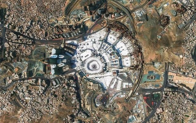 Ngỡ ngàng với những bức ảnh vệ tinh cực kỳ ấn tượng - 11
