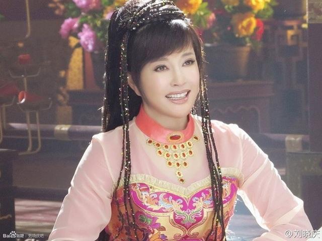 Lưu Hiểu Khánh từng gây sốt khi hóa thân thành thiếu nữ 16 tuổi trong Tùy Đường Diễn Nghĩa 2011