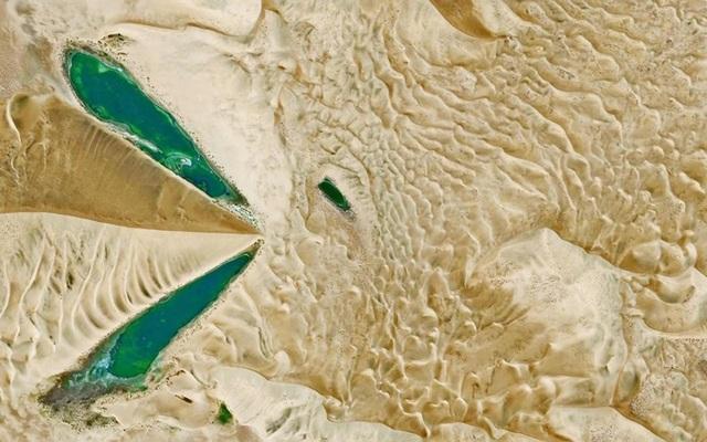 Ngỡ ngàng với những bức ảnh vệ tinh cực kỳ ấn tượng - 15