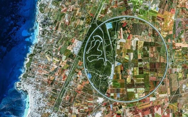 Ngỡ ngàng với những bức ảnh vệ tinh cực kỳ ấn tượng - 6