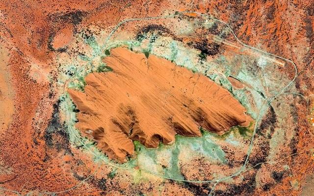 Ngỡ ngàng với những bức ảnh vệ tinh cực kỳ ấn tượng - 7