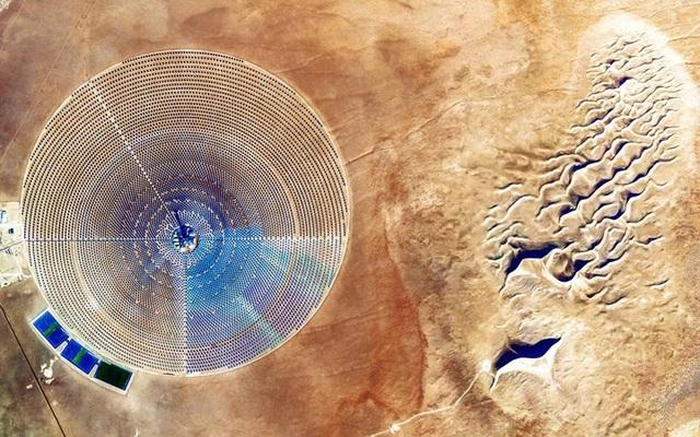 Ngỡ ngàng với những bức ảnh vệ tinh cực kỳ ấn tượng - 8