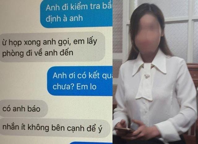 Công an xác định tài khoản Sơn Thai ngụy tạo các tin nhắn rồi ghép với hình chị T., bịa ra thông tin hoàn toàn không có thật nhằm bôi nhọ lãnh đạo tỉnh Thanh Hóa.