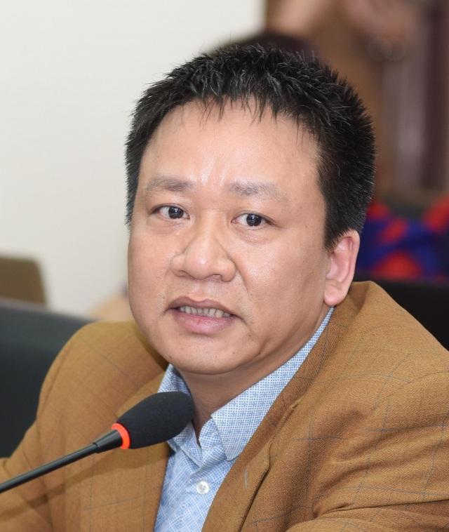 TS Đặng Quang Vinh - Phó ban CIEM