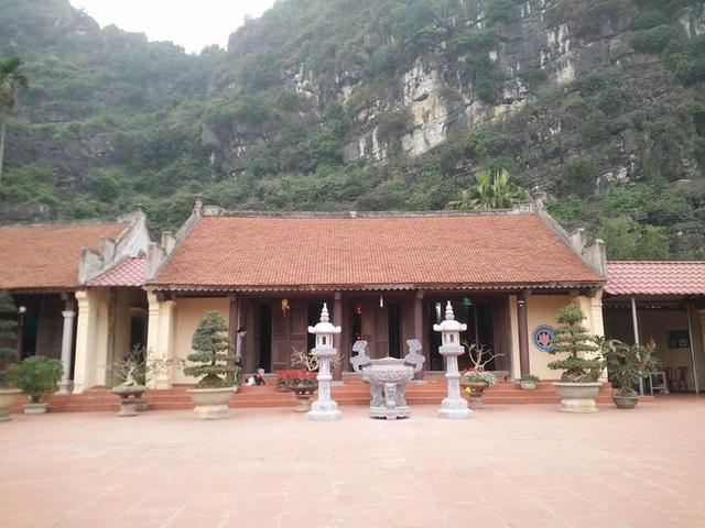 Vẻ đẹp cổ kính của ngôi chùa cầu duyên nổi tiếng khắp Việt Nam.