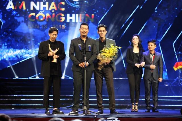 Ngọt giành hai giải Nghệ sĩ mới của năm và Bài hát mới của năm.