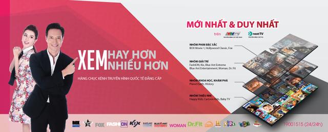 Hàng loạt kênh truyền hình quốc tế đẳng cấp sắp đổ bộ Việt Nam - 1