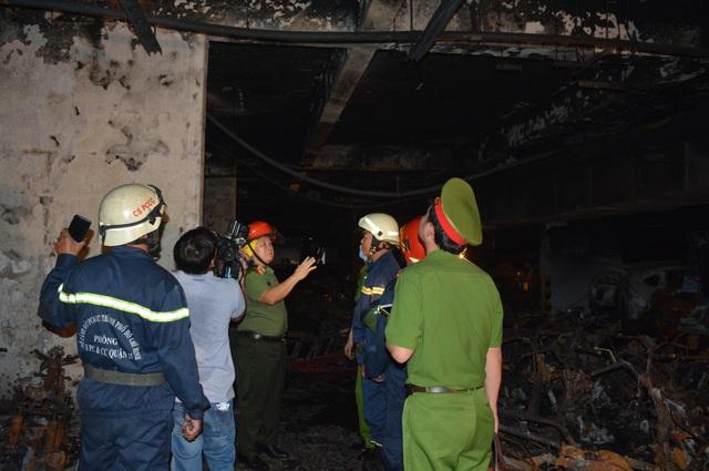 Tổng kiểm tra PCCC tất cả các chung cư sau vụ cháy 13 người chết - 1