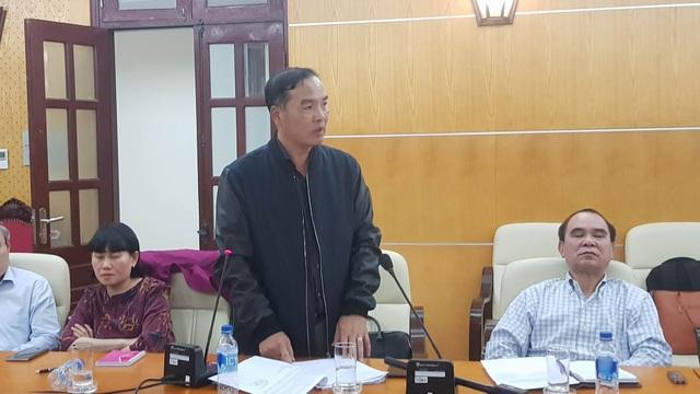 Ông Lê Nam Trà - nguyên Chủ tịch HĐTV Mobifone.