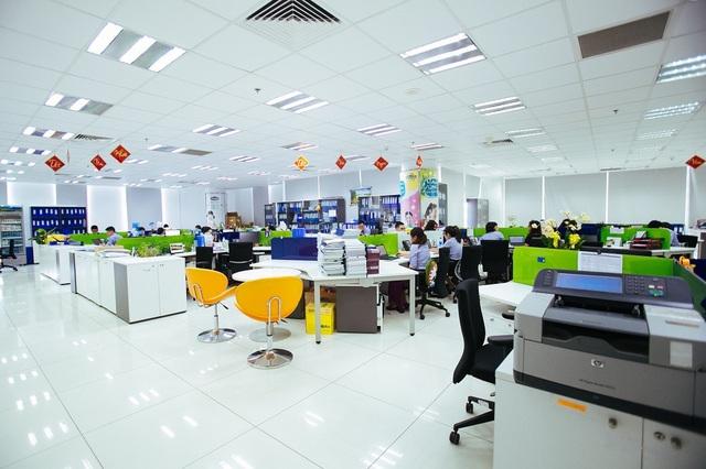 Vinamilk vươn lên dẫn đầu top 100 nơi làm việc tốt nhất Việt Nam 2017 - 2