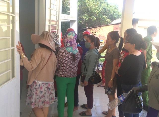 Ngày 23/3 vừa qua, tại điểm giữ trẻ Mai Anh (xã Phước Hưng, huyện Tuy Phước) đã xảy ra trường hợp thương tâm là cháu T.M.T, 24 tháng tuổi tử vong, nghi do sặc cháo.