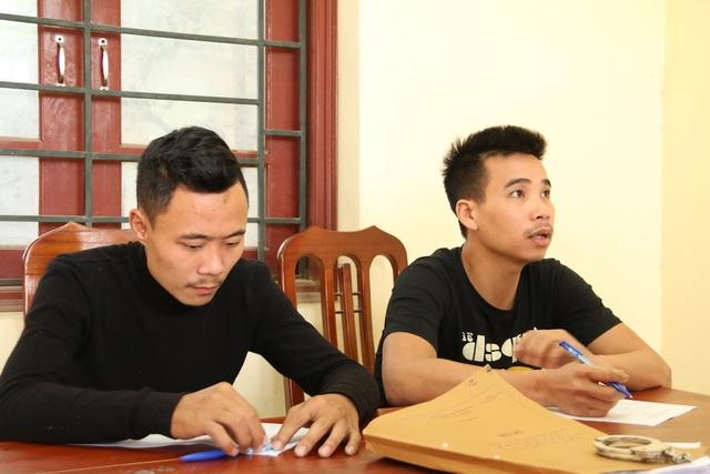 Nguyễn Văn Tý, em rể của Long, là đồng phạm trộm cắp.