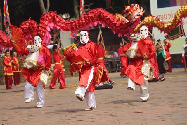 Điệu múa Xuân Phả được coi là điệu múa độc nhất vô nhị ở xứ Thanh.