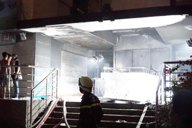 Thống kê ban đầu, vụ cháy đã khiến 13 người thiệt mạng