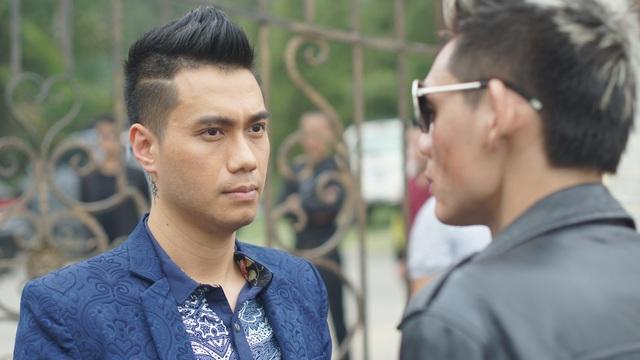 Với vai diễn Phan Hải, Việt Anh đã vượt qua được cái bóng của Cao Thanh Lâm từng giúp anh thành danh với vai trò diễn viên.
