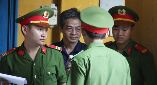 Nguyên giám đốc Agribank chi nhánh Nam Hoa.