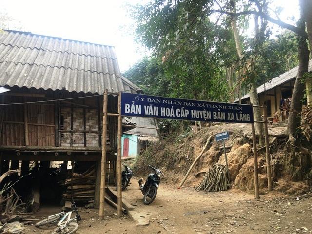 53 hộ dân bản Sa Lắng, xã Thanh Xuân nằm trong diện di dời do ảnh hưởng của dự án