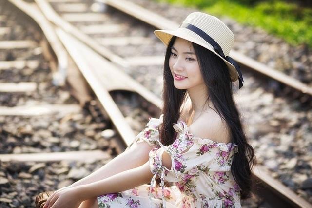 Miss Teen Nam Phương đẹp rạng ngời trong bộ ảnh nữ sinh - 11