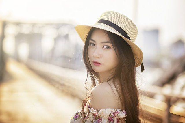 Miss Teen Nam Phương đẹp rạng ngời trong bộ ảnh nữ sinh - 10