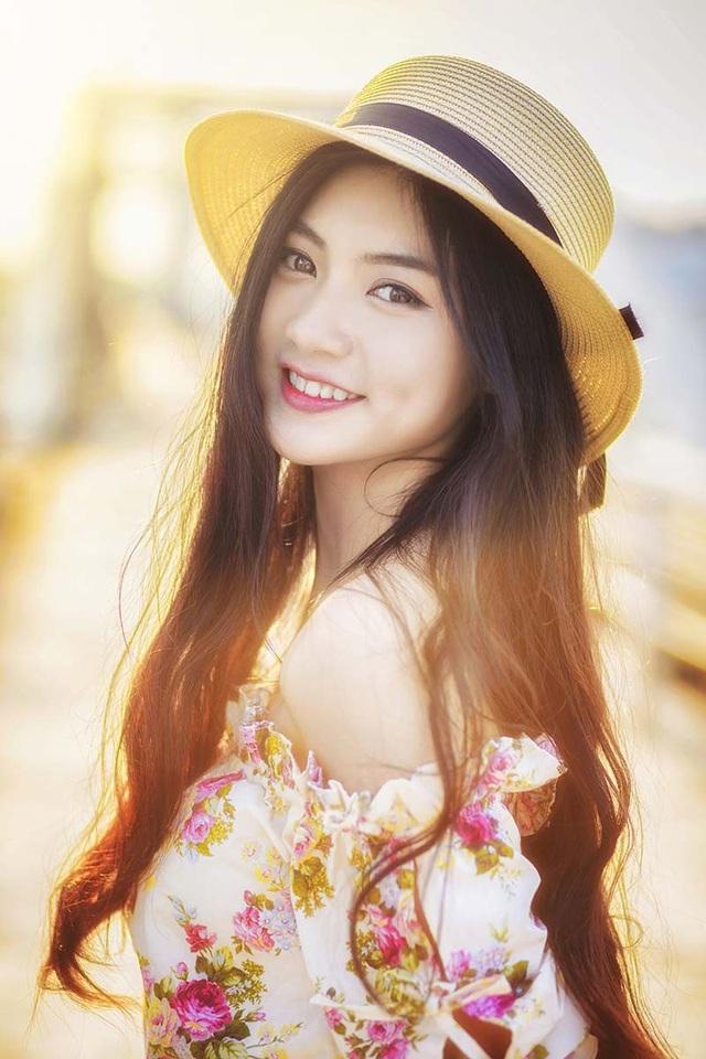Miss Teen Nam Phương đẹp rạng ngời trong bộ ảnh nữ sinh - 9