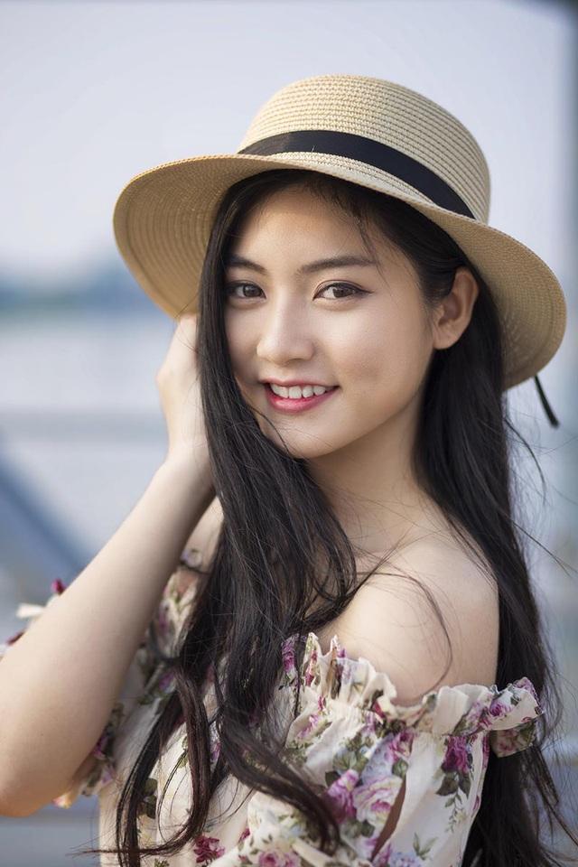 Miss Teen Nam Phương đẹp rạng ngời trong bộ ảnh nữ sinh - 8