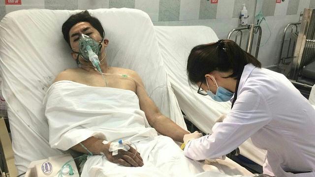 Nỗ lực của các bệnh viện đang hạn chế được thương vong do hỏa hoạn gây ra