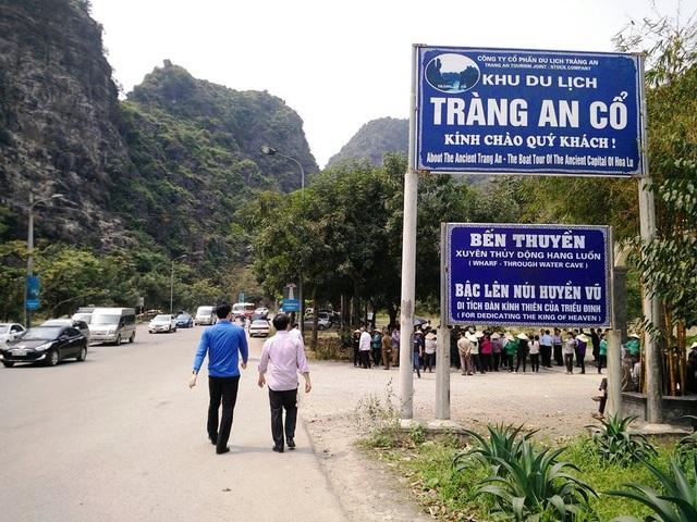 Hàng loạt sai phạm của Công ty CP Du lịch Tràng An được Thanh tra Bộ VH,TT&DL chỉ rõ sau khi thanh tra đột xuất.