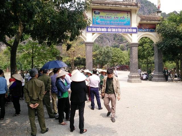 Ninh Bình ngăn du khách vào khu Tràng An cổ - 2